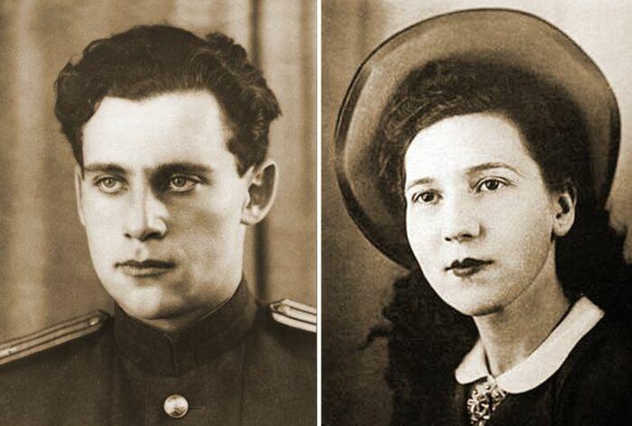 Родители Владимира Высоцкого