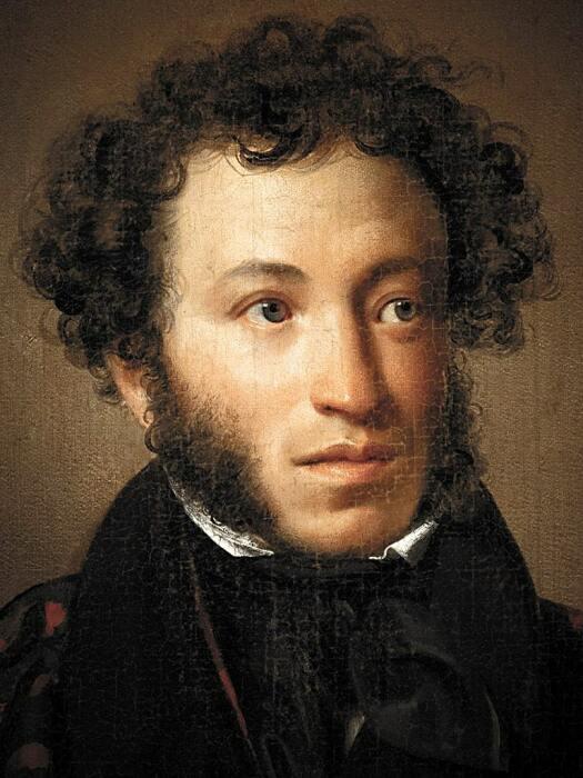Александр Сергеевич Пушкин внес основной вклад в формирование русского литературного языка