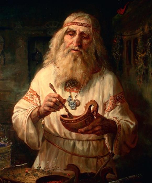 В деревнях люди больше доверяли знахарям, нежели врачам