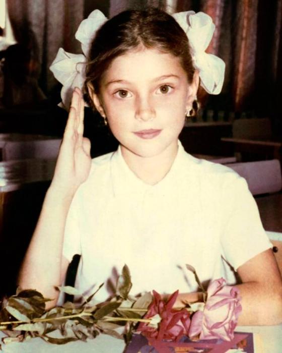 С самого детства Анастасия решила связать свою судьбу с творчеством