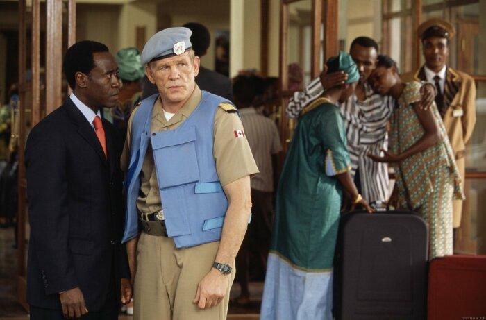 Фильм «Отель «Руанда» (реж. Терри Джордж)