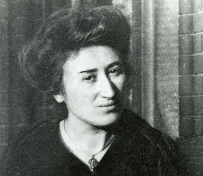Роза Люксембург – одна из наиболее влиятельных деятелей немецкой революционной левой социал-демократии