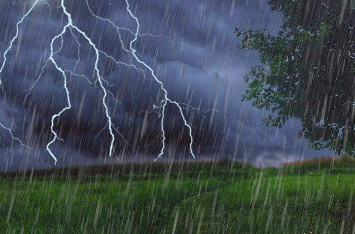 Дождь - настоящий помощник для людей во все времена