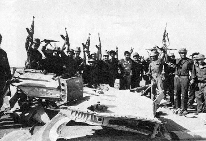 Египетско-ливийская война — вооружённый конфликт между Египтом и Ливией, произошедший в 1977 году