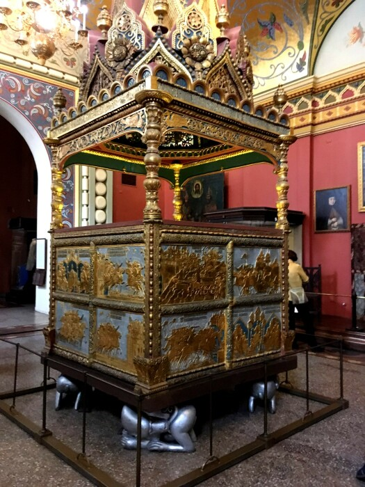 Мономахов трон Ивана Грозного