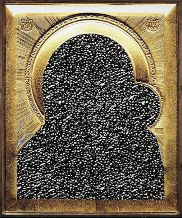 «Икона-икра» Александра Косолапова оскорбила чувства верующих
