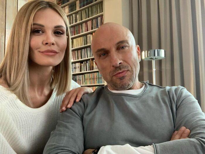 Мария Горбань и Дмитрий Нагиев так убедительно играли мужа и жену, что многие думали, что они супруги не только на экране, но и в жизни