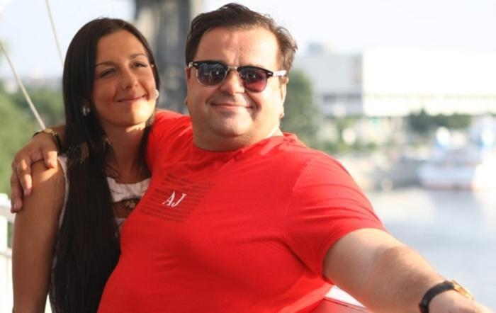 Сергей и Ольга Рост