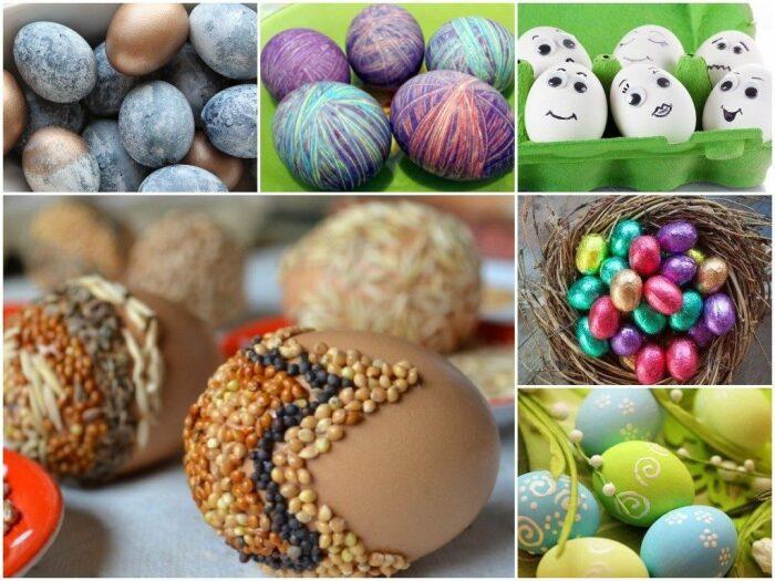 В современном мире много интересных идей для окраски пасхальных яиц. Можно сказать, что это стало определенным видом искусства