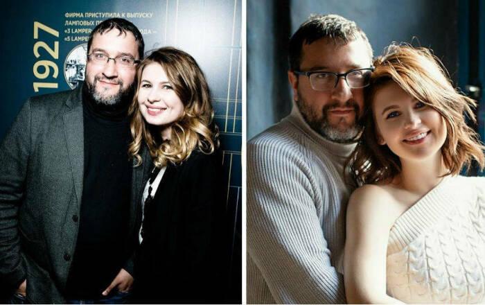 С супругом Александром актриса познакомилась, когда еще училась в первом классе