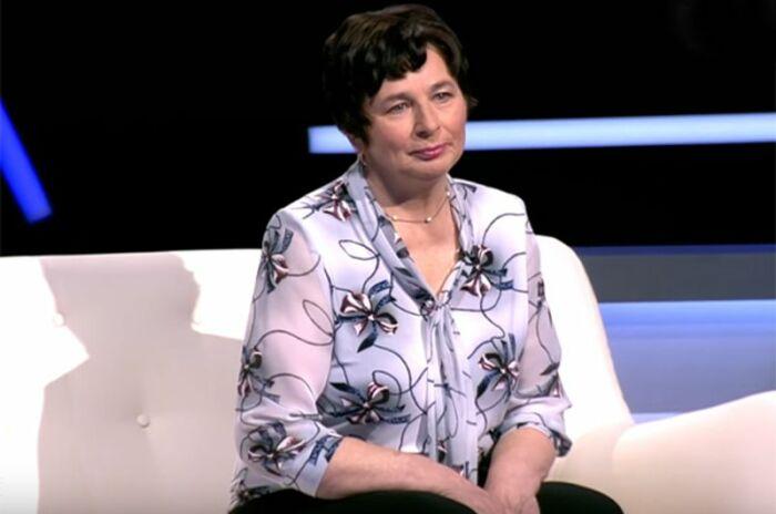 Татьяна Улыбышева - младшая сестра Раисы Рязановой