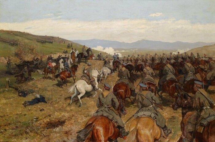 Война между Сербией и Болгарией длилась с 14 по 28 ноября 1885 года