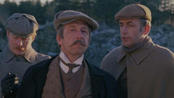 Фильм «Приключения Шерлока Холмса и доктора Ватсона» (реж. Игорь Масленников)