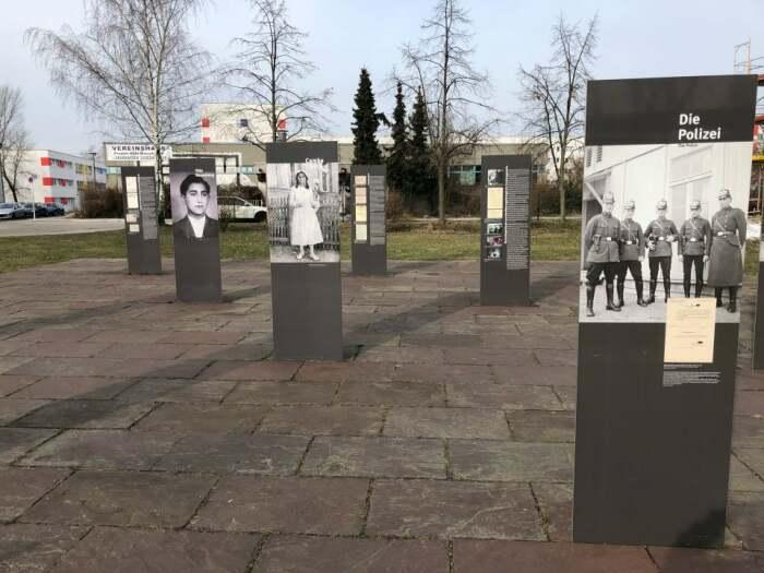 Выставка на месте концлагеря Берлин-Марцан. / Фото: ru.foursquare.com