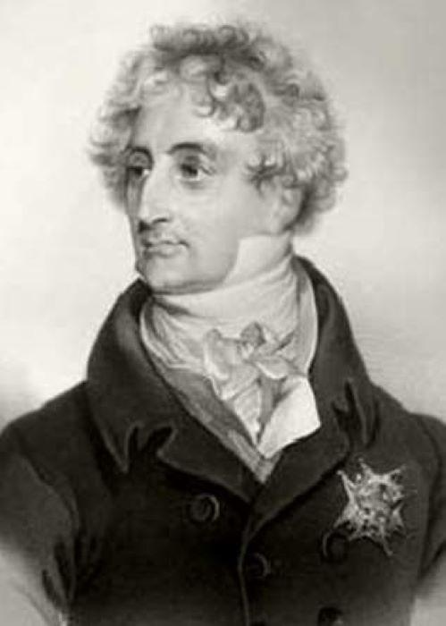 Герцог де Ришелье