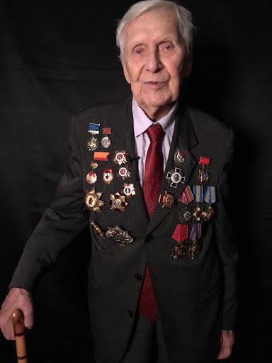 Дупак Николай Лукьянович. 99 лет