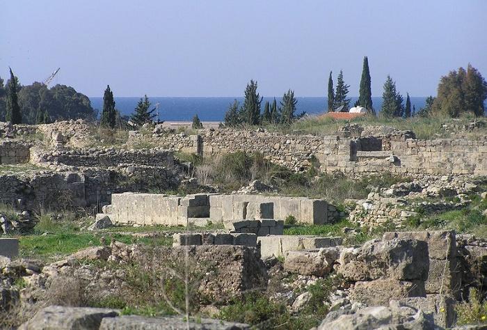 Руины Угарита / Фото: worldhistory.org
