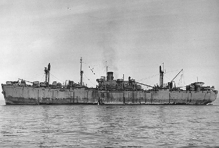Американский корабль разведки USS Liberty после израильской атаки / Фото: sofrep.com
