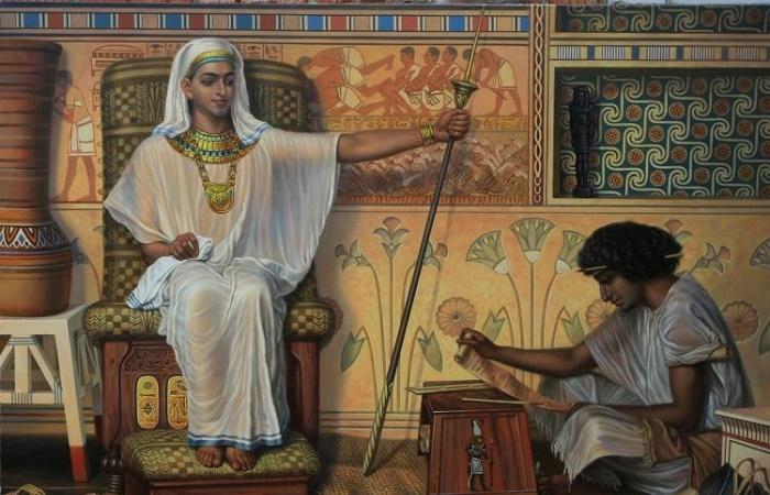 Египтяне не придавали большого значения истории /Источник: u3a.org.uk