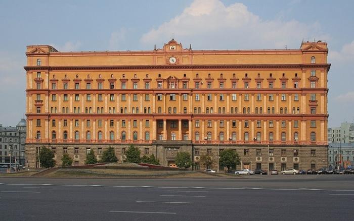 Главный фасад здания ОГПУ-НКВД-КГБ СССР, ранее доходный дом Страхового общества «Россия» / Источник: wikipedia.org