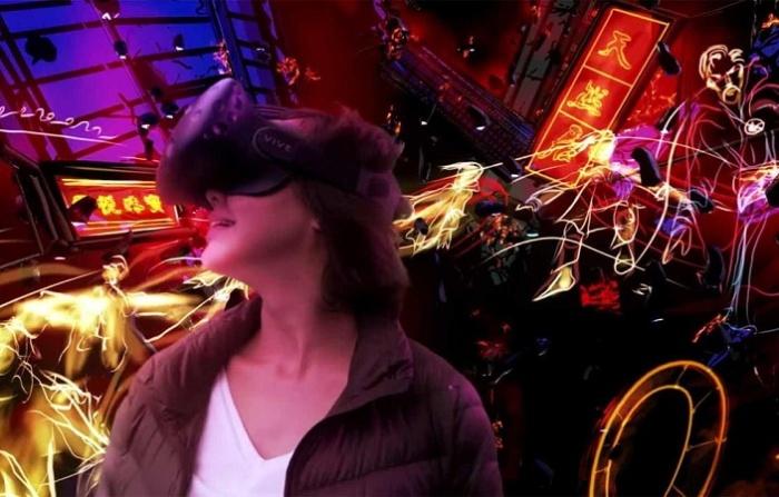 За виртуальными рисунками таится будущее / Фото: itmedia.co.jp