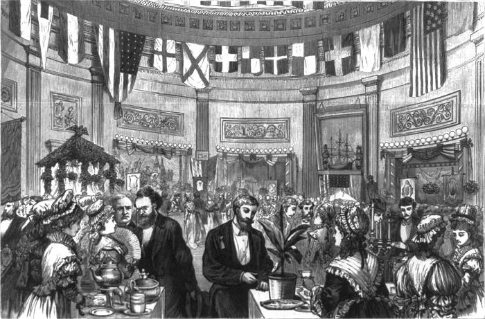 Чайная культура американцев / Фото: en.wikipedia.org
