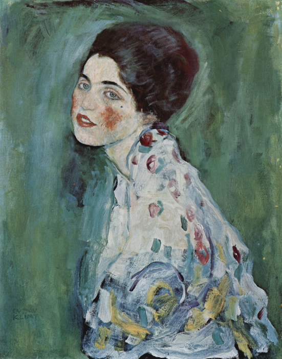 «Портрет женщины» Густав Климт / Фото: http://art-klimt.com