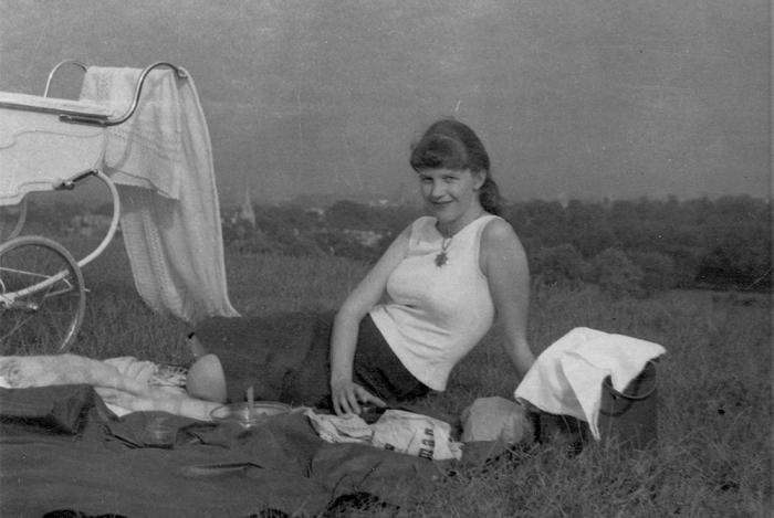 Сильвия Прат не смогла избавиться от депрессии / Фото: www.australianbookreview.com