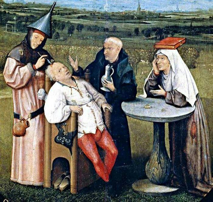Средневековая медицина стала доступной не только солдатам на поле боя / Источник: twitter.com