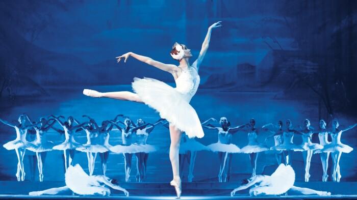 Лебединое озеро. Спектакль театра «Кремлёвский балет» / Фото: kremlinpalace.org