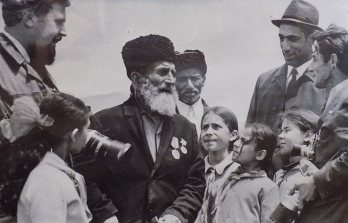 Ширали Муслимов. 1972 год / Фото: shirvan.cls.az