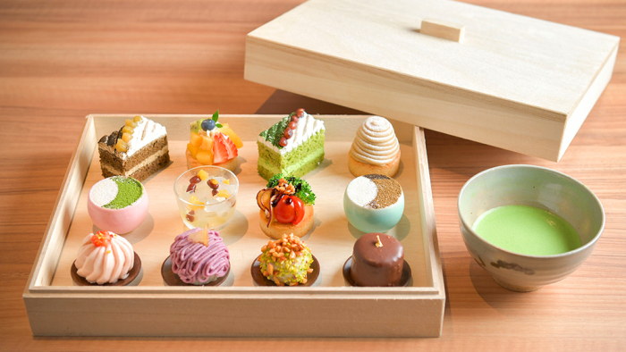 Разнообразие японских конфет / Фото: https://ali.alia1.com