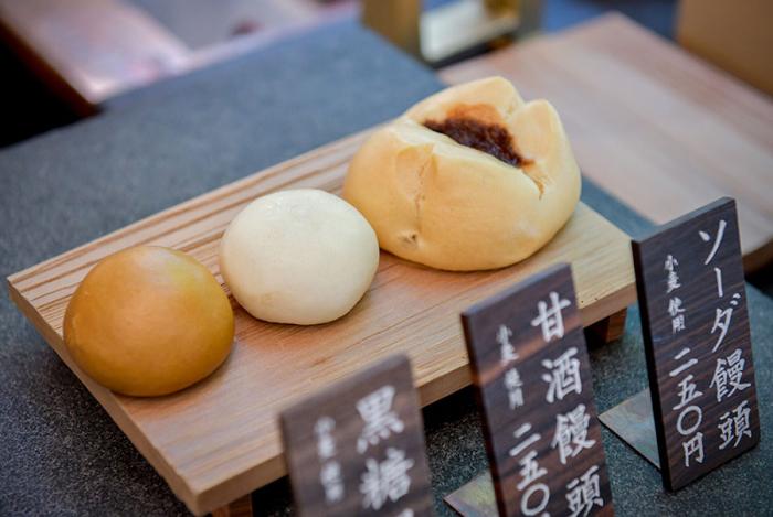 Простые японские сладости / Фото: www.gotokyo.org