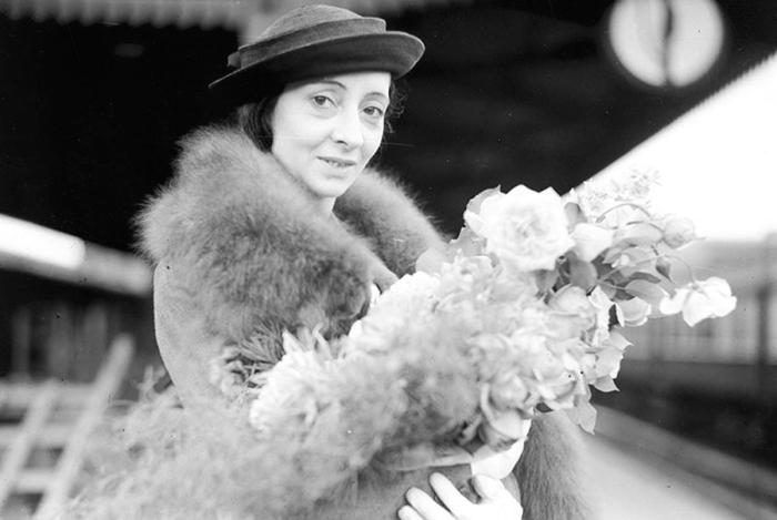 Ольга Спесивцева в Сиднее, 1934 год / Фото: https://babr24.com