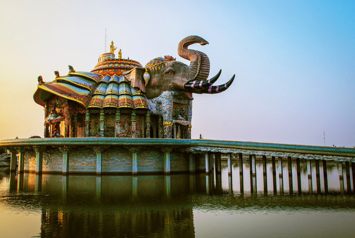 Храм слона / Фото: https://34travel.me