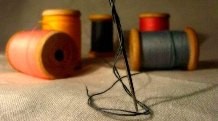 Гоголь искусно умел шить и вязать. / Фото: fb.ru