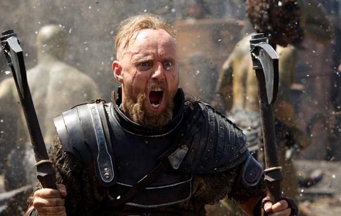 Кадр из сериала Vikings («Викинги»). / Фото: ivi.ru