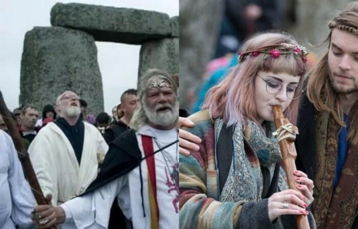 Современные друиды - друидисты