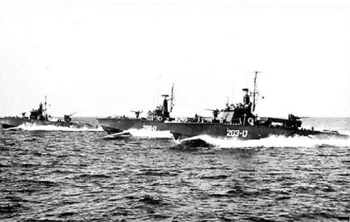 Израильские торпедные катера. Такие же атаковали USS Liberty в 1967 году / Фото: wikiwand.com
