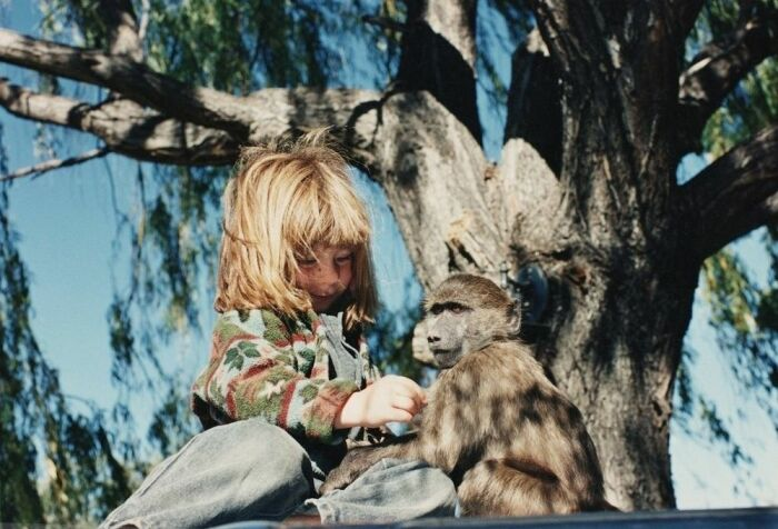 Типпи Дегре — девочка с необыкновенным детством / Фото: www.livemaster.ru