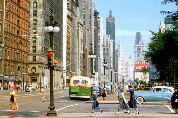 США в 1950-х годах – послевоенный расцвет государства / Фото: usa-24.ru