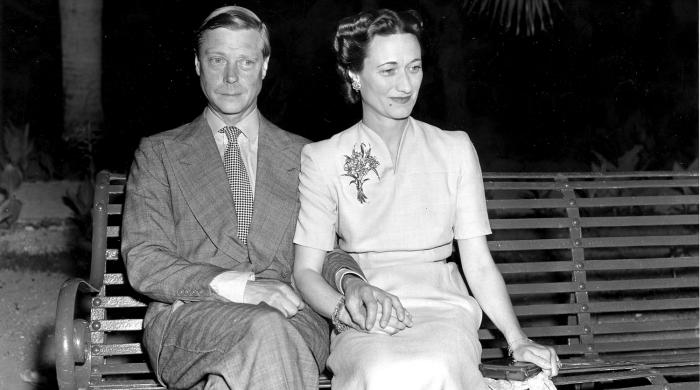 Губернатор Багамских островов, герцог Виндзорский c герцогиней Уоллис Симпсон в официальной резиденции в Нассау, август 1940 года/ Фото:gazeta.ru