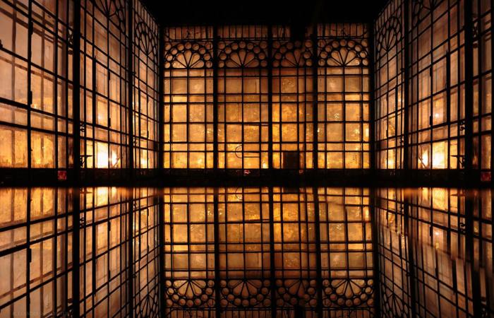 Оранжерея особняка. / Фото: kudago.com