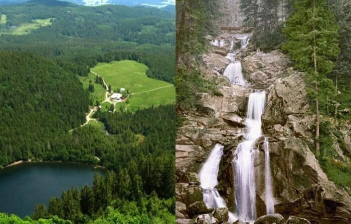 Сегодня Шварцвальд популярное место среди туристов