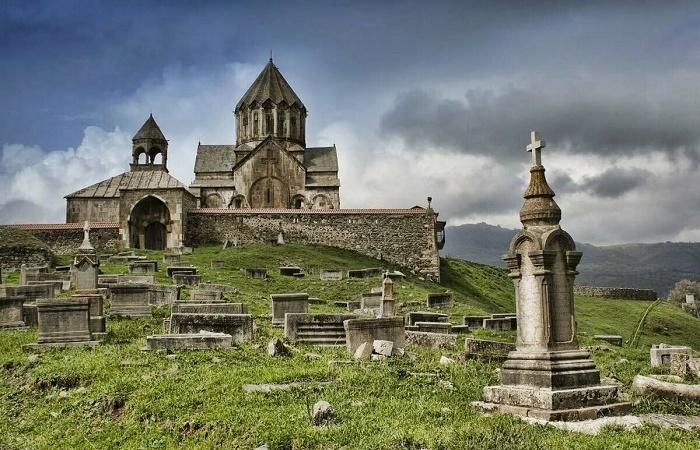 Албанская церковь / Фото: turan.az