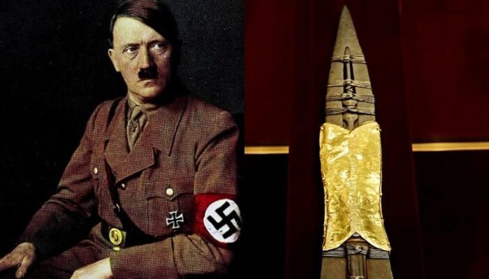 Гитлер тщательно оберегал Копье в Нюрберге