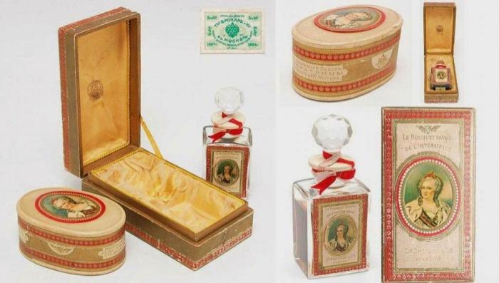 Набор «Любимого букета императрицы» от компании Брокара