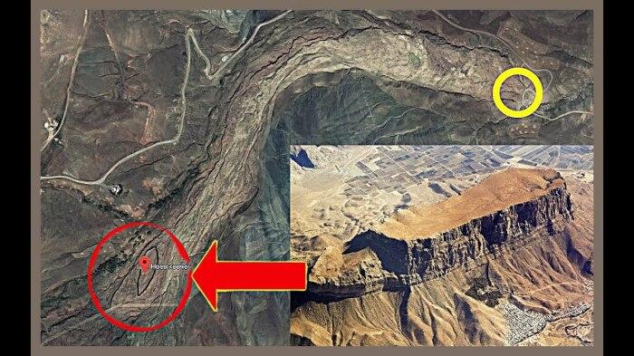 На горе Арарат был найден ковчег, которому около 5 тыс. лет. / Фото:istok.ru