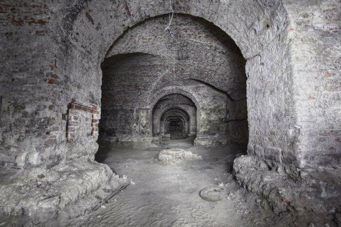 Кремлевские подземелья всегда вызывали особый интерес у ученых / Фото: zen.yandex.ru