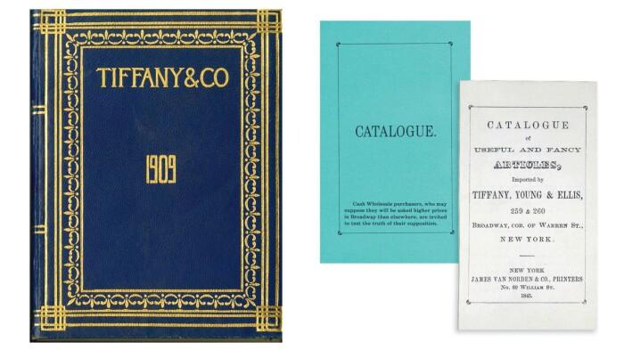 Каталог Tiffany & Co. Blue Book / Фото: bazilik.media